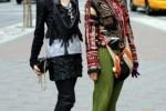 Quem disse que sua avó não pode ser fashion?