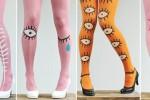 Inspiração de inverno: meias-calças divertidas!