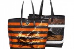 Prada Spring 2011 Paillettes Handbags.