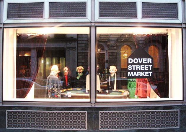 Dover Street Market AW10