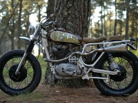Ducati Road 350 by El Solitario.